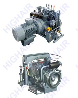 中压空气压缩机 1--10MPa